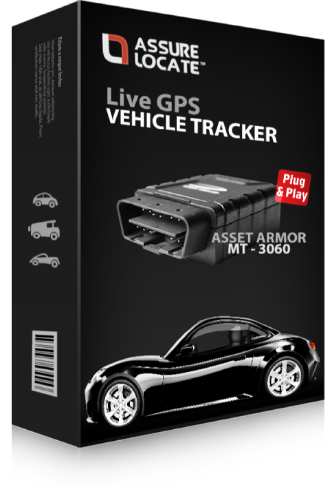 Product Live GPS vehicle tracker