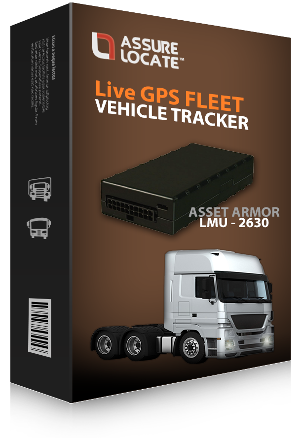 GPS for Trucks LMU 2630