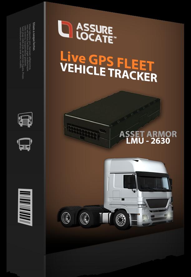 GPS for Trucks LMU 2630